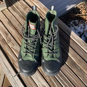 Hunter for Target sneaker boots